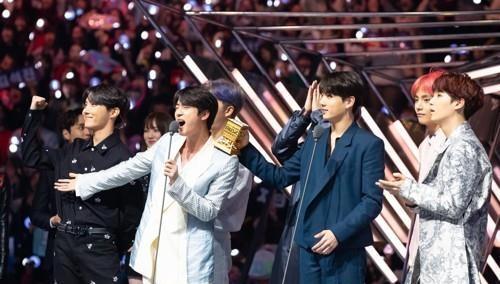 BTS新辑连续16周跻身美公告牌专辑200强榜