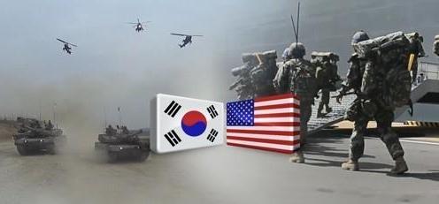 韩国防部制定2019年工作报告 将缩减韩美机动演习规模