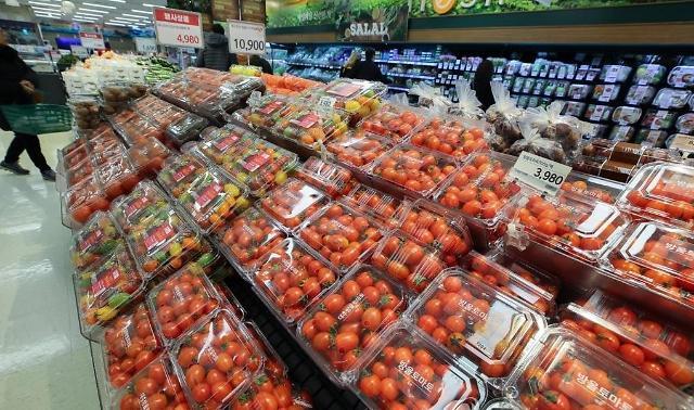 韩国11月生产者物价指数环比下跌0.7%
