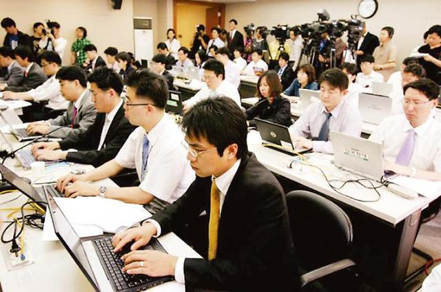 【记者手记】一个中国记者的韩媒印象