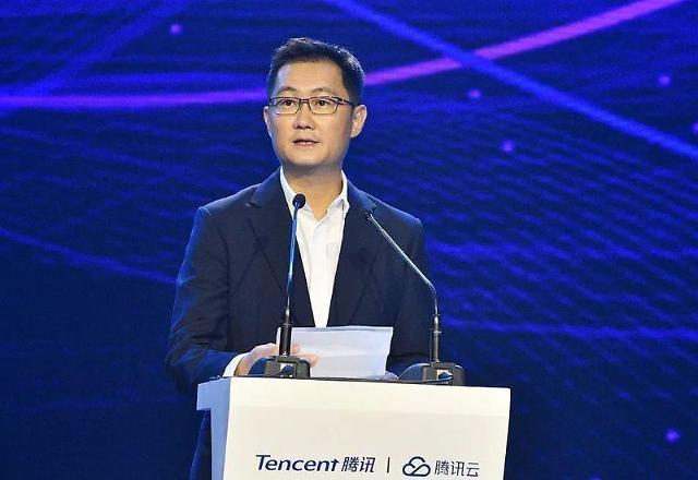 중국 게임 규제 때문? 텐센트 회장 올해 101억 달러 날려
