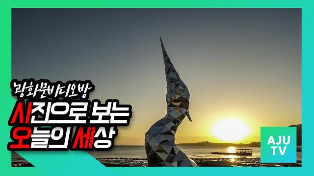 [광화문비디오방] 사진으로 보는 오늘의 세상