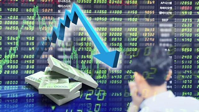 今年投资你亏了多少钱?2018年韩股市创近十年最大跌幅