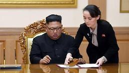 .韩政府认定金正恩胞妹生于1988年.