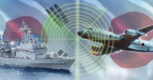 韩日视频会议未解雷达照飞机矛盾