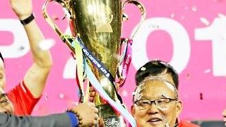 Huấn luyện viên Park Hang-seo liên tiếp nhận các bình chọn cao quý của năm