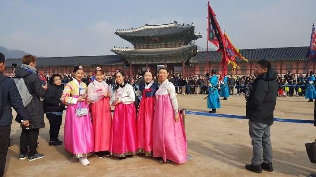 日本越南游客填补中国游客空缺 访韩热情高涨
