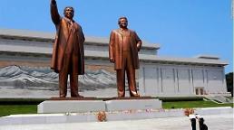 .约吗?朝鲜推赴金日成广场跨年旅游产品.