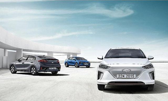 韩五大车企销量时隔三年小幅回升