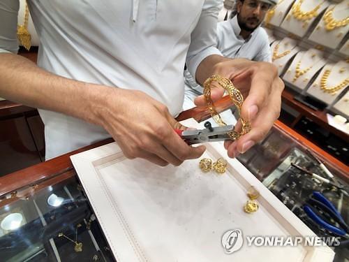 금값 상승세 이어져...증시 불안·경기 둔화에 안전자산 주목