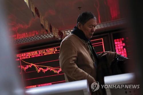코스피 이어 아시아증시도 빨간불...애플 쇼크에 환율도 출렁
