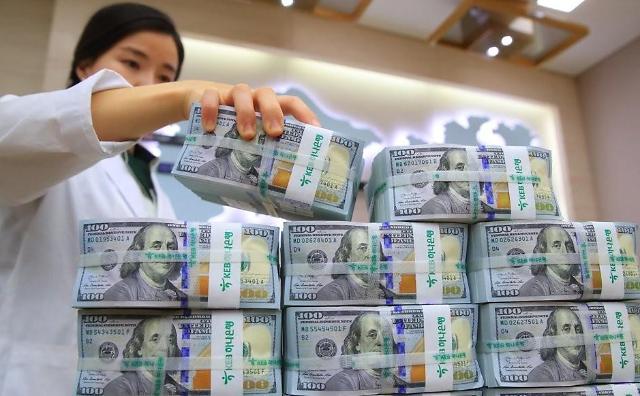 韩国外汇储备4037亿美元创历史新高