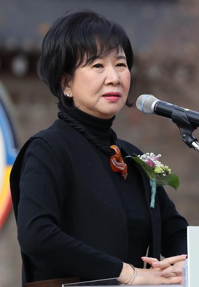 손혜원 의원, 신재민 비판 수위 높았나…과거 발언 돌아보니