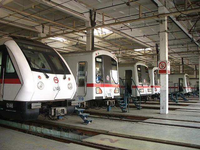 """""""인프라 투자 속도"""" 중국, 연말연시 100조원 도시철도 건설 승인"""