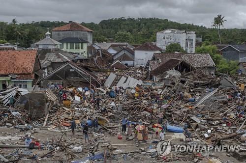 인도네시아 규모 6.6 지진...쓰나미 등 피해 규모 촉각