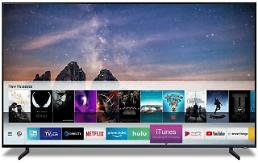 .Samsung adds Apples new streaming service to smart TVs.