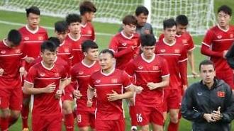 FIFA ghi nhận kỷ lục 18 trận bất bại của tuyển Việt Nam
