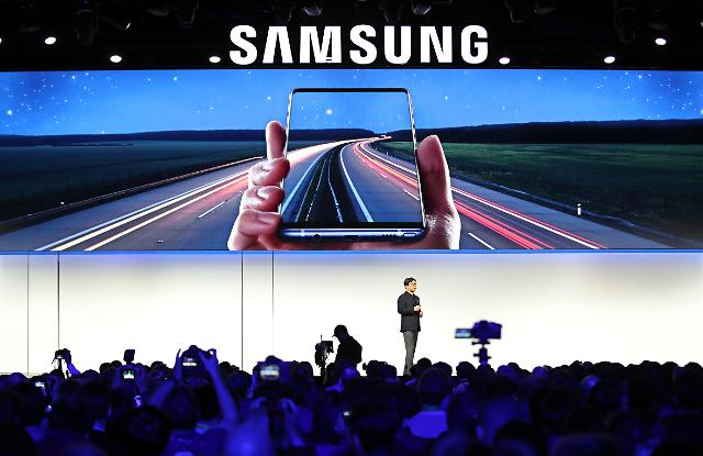 2019CES在美开幕 三星LG进行科技大比拼