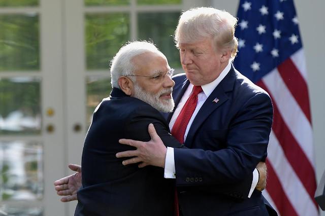 트럼프 대통령, 이번엔 인도 무역압박?