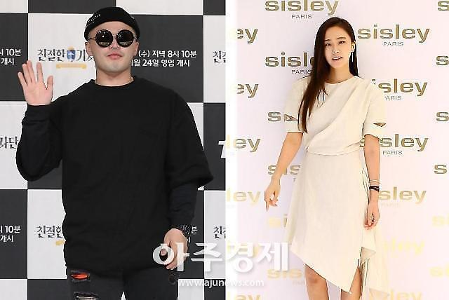 """홍수현 측 """"마이크로닷과 결별…시기·이유는 사생활"""""""