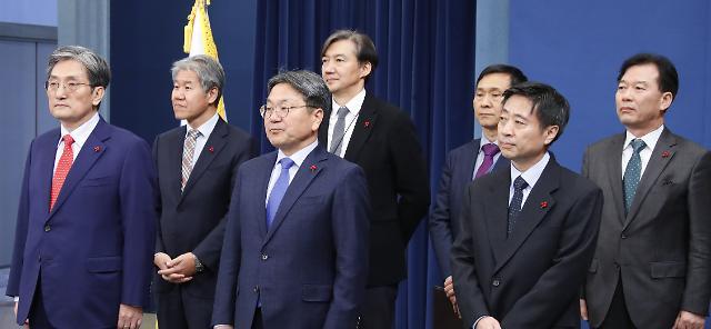 (종합) 신임 靑비서실장에 노영민…靑2기 친정체제 구축