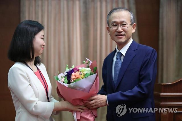 韩国驻华大使接任青瓦台幕僚长 谁将接任成焦点