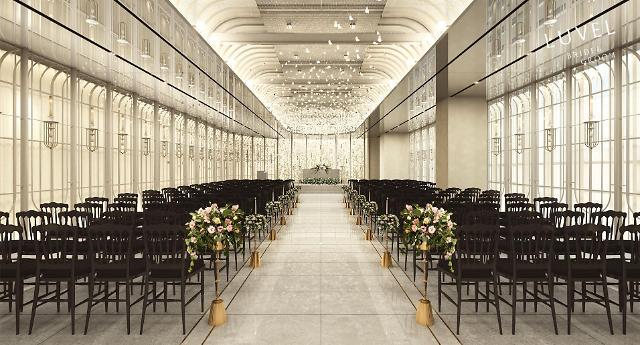 아펠가모, 프렌치 가든 웨딩 루벨 강동점 4월 오픈
