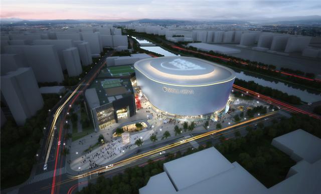 서울시, 국내 최초 K-POP 공연장 서울아레나 2024년 개장...1만8000명 수용