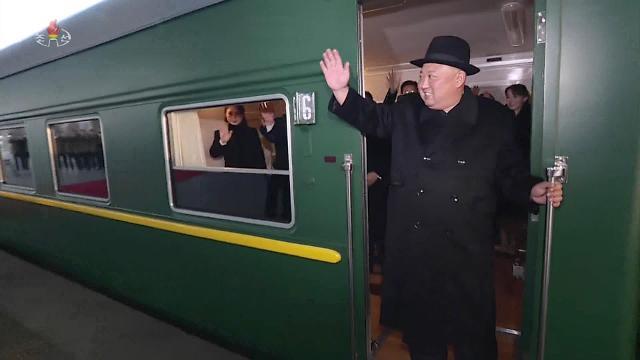 金正恩新年出访首站选北京 无核化谈判或迎新局面