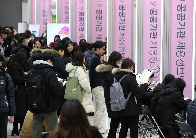 [표]2019년 주요 공공기관 채용 예정 인원