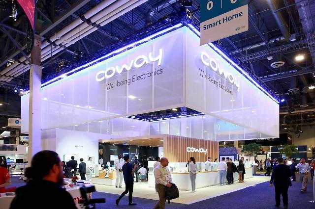[CES 2019] 코웨이, 창의적 혁신 제품 대거 공개