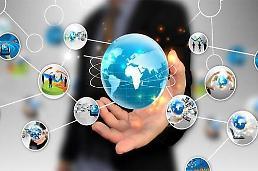 .今年全球物联网市场支出有望突破800万亿韩元 韩国排名第5.