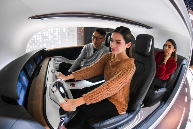 [CES 2019]완성차업계, AR‧VR‧AI 품고 '자율주행 이후' 내다본다