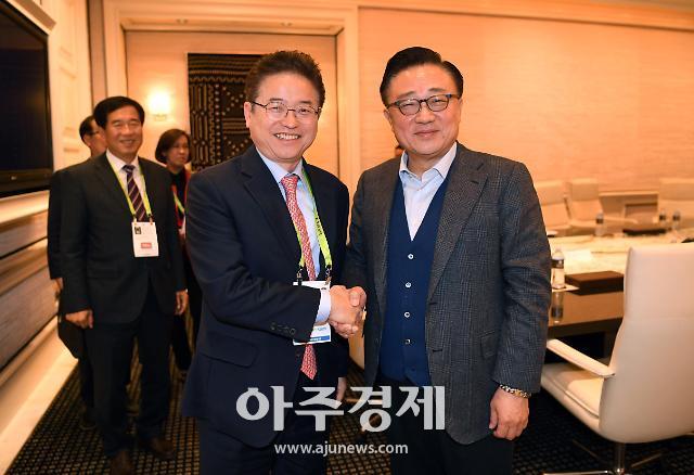 경북도,  LG 디스플레이·삼성전자 CEO와 협력네트워킹 구축