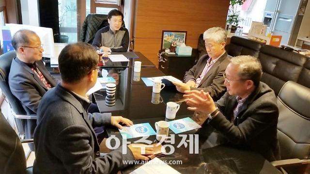 옌타이시 주한국대표처, 투자유치활동 전개 [중국 옌타이를 알다(349)]