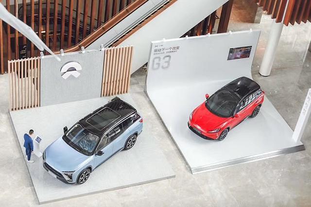 중국판 테슬라 웨이라이 ES8 판매량 1만대 돌파...자동차 내기 시합서 승리
