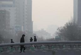 .雾霾袭城.