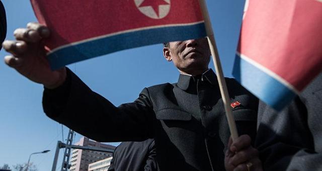 """美媒:朝鲜或将加入""""一带一路""""倡议"""
