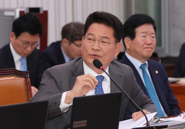 송영길發 '탈원전 속도조절론' 후폭풍