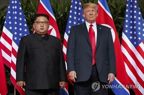"""CNN """"트럼프가 김정은에 친서 보내"""""""