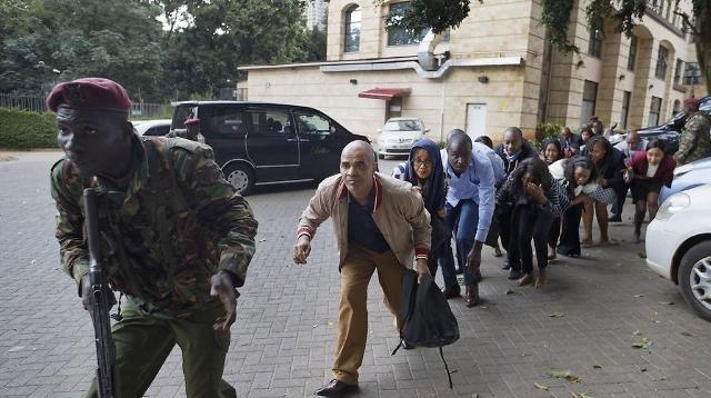 肯尼亚发生恐怖袭击 韩外交部:无韩国公民伤亡