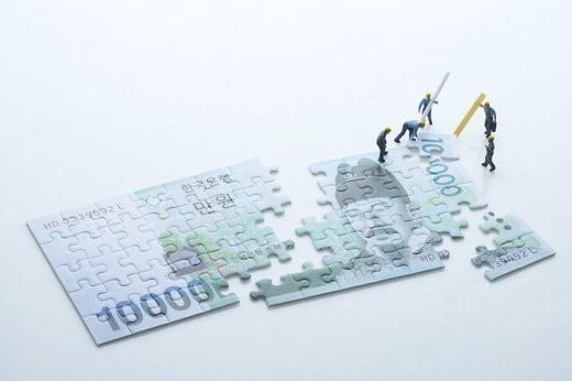 """韩国人也爱""""烧钱""""? 去年4.2万韩元现金受损受污"""