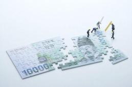 """.韩国人也爱""""烧钱""""? 去年4.2万韩元现金受损受污."""