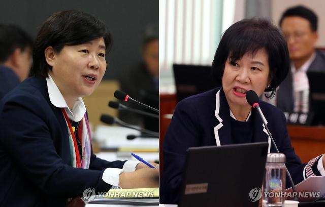 야4당, 서영교·손혜원에 십자포화…진상규명 촉구