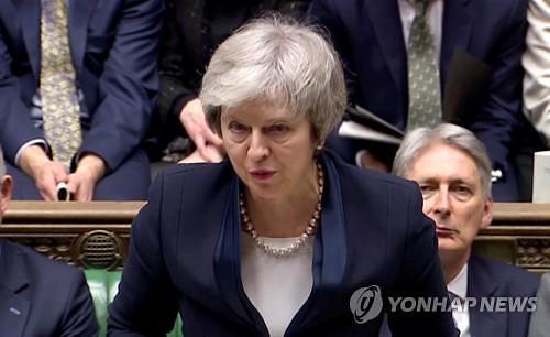 불신임 투표 승리 英 메이 총리…韓경제 충격 크지 않을 듯