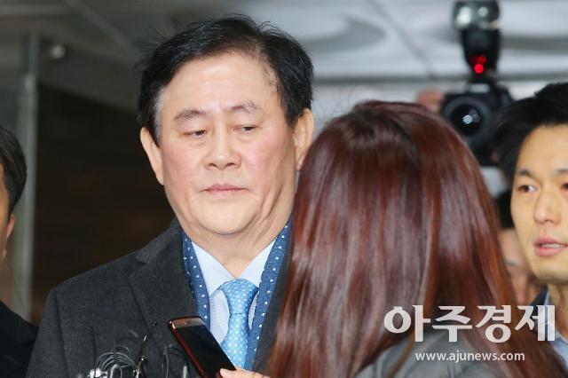'국정원 특활비 뇌물' 최경환, 오늘 2심 선고