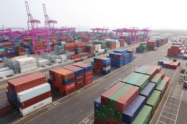近七成韩国出口企业看好今年出口形势