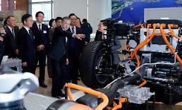 .韩政府发布氢能经济发展路线图.