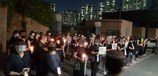 """首尔市9所中学被查出教师子女受""""特殊照顾"""""""