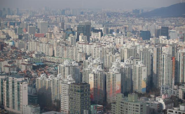 今年首周首尔江南地区房价出现下跌